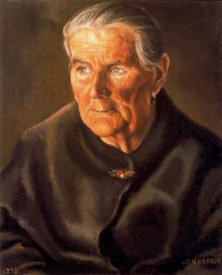 Эдуардо Наранхо. Портрет