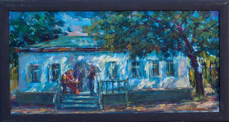Igor Eduardovich Vasilevsky. House Chekhov Museum