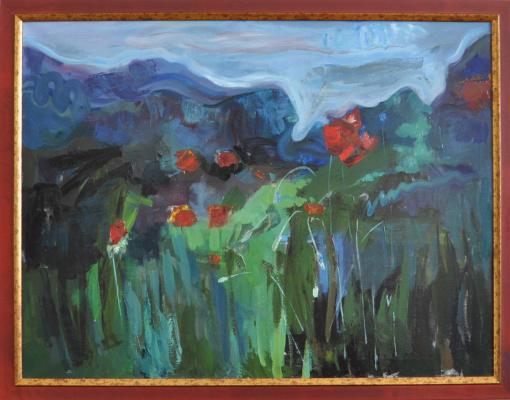 Anya Alexandrovna Yashchuk. Provence