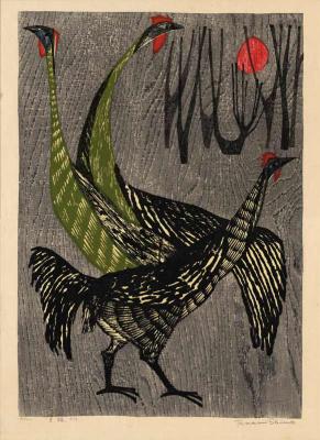 Тамами Шима. Домашняя птица