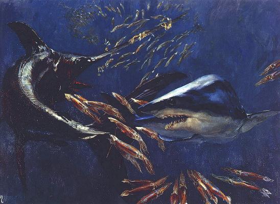 Стэнли Мелтзофф. Подводный мир