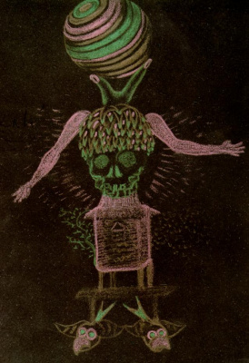 Salvador Dali. Exquisite corpse