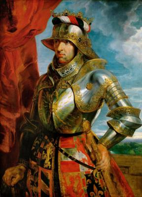 Peter Paul Rubens. Maximilian I (Emperor of the Holy Roman Republic)