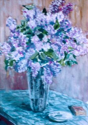 Сурен Бадалян. Голубая скатерть