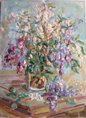 Наталья Владимровна Игнатьева. Весенние цветы (Spring flowers)