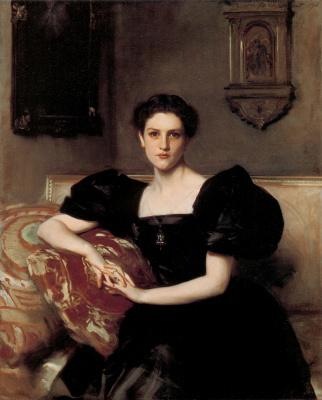 Elizabeth Winthrop, Chanler