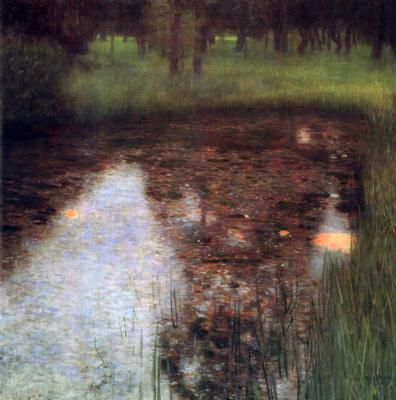 Gustav Klimt. Swamp