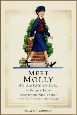 Ник Баскет. Американская девочка Молли. Первая книга о Молли  02
