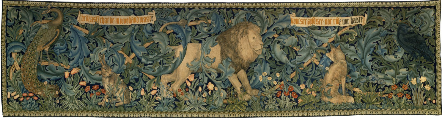 William Morris. Forest (co-authored with Philip Webb)