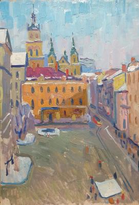 Ivan Tarasovich Klets. Untitled
