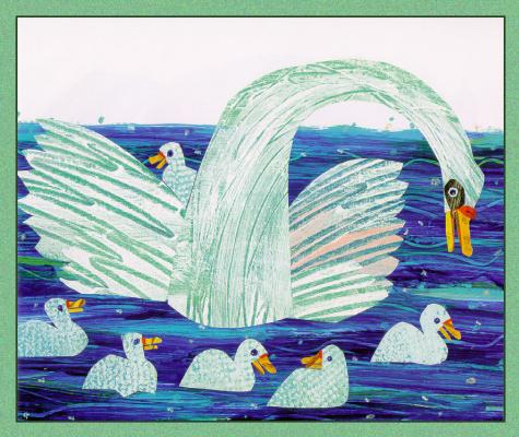 Карл Эрик. Лебеди