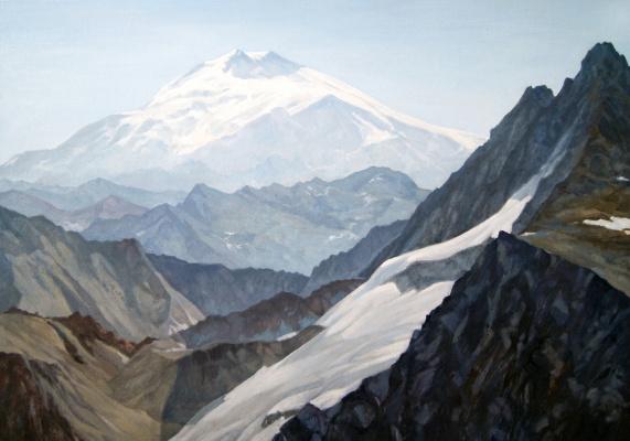 Alan Albegov. Elbrus