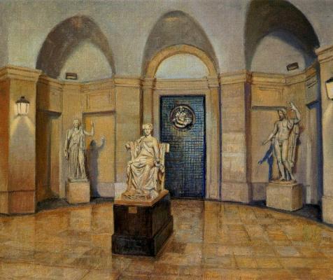 Рафаэль Цидонча. Скульптура