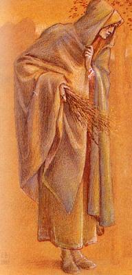 Edward Coley Burne-Jones. Melchior (Scene 2)