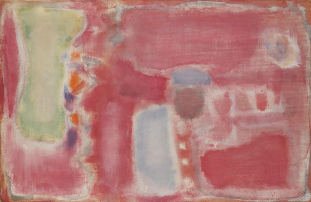 Rothko Mark. Untitled