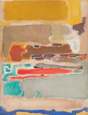 Rothko Mark. Diversity