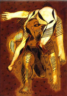 Francis Picabia. People