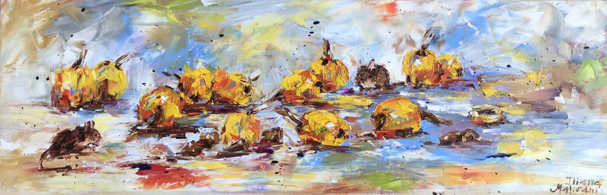 Диана Владимировна Маливани. Little Mice and Some Medlars