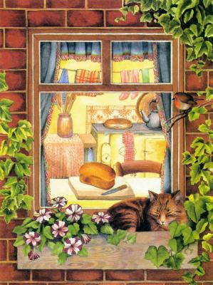 Валери Грили. Кот