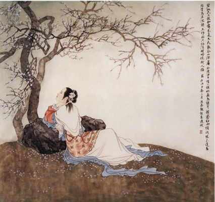 Пэн Лиан Сюй. Китаянка 27