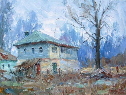 Юрий Демьянов. Дом на окраине
