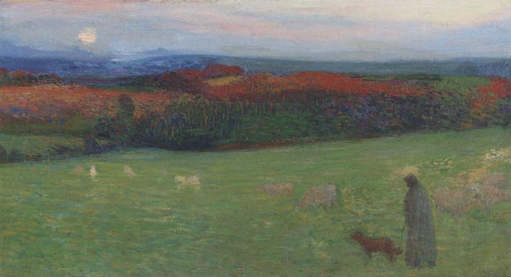 Henri Martin. Field