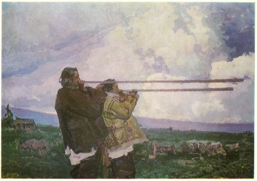 Ivan Ivanovich Trush. Trembіtarі