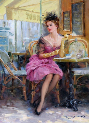 Constantine Razumov. Meeting.