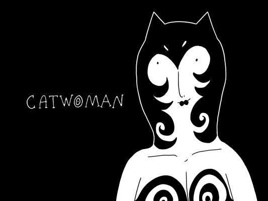Valeria Vyacheslavovna Gavrilova. Catwoman