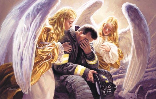 Тим Хильдебрандт. Ангелы