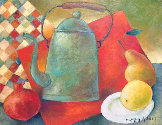 Tamaz Gogoladze. Натюрморт