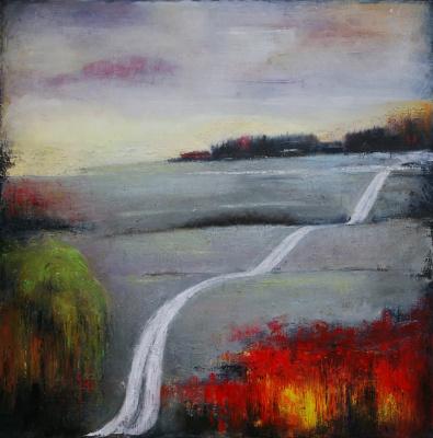 Natalia Bagatskaya. White roads