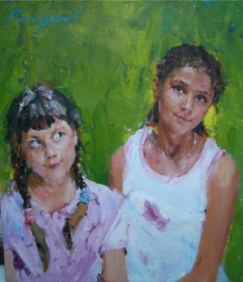 Renat Ramazanov. Sisters
