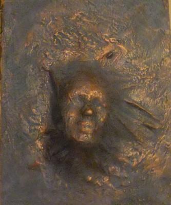 Albert Yakovlevich Hasher. Mama