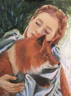 Julia Valerievna Fedotova. Chanterelles