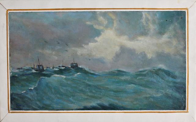 Victor Andreevich Chepurko. Submarines