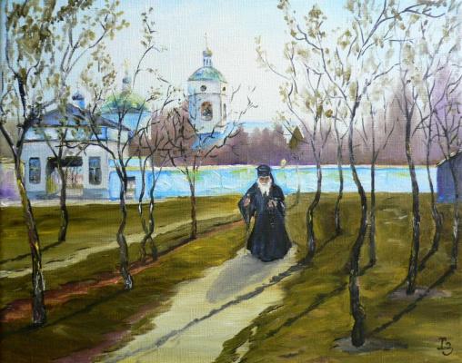 Sergei Nikolayevich Khodorenko-Zatonsky. The elder