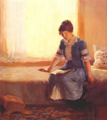 Ада Шульц. Чтение