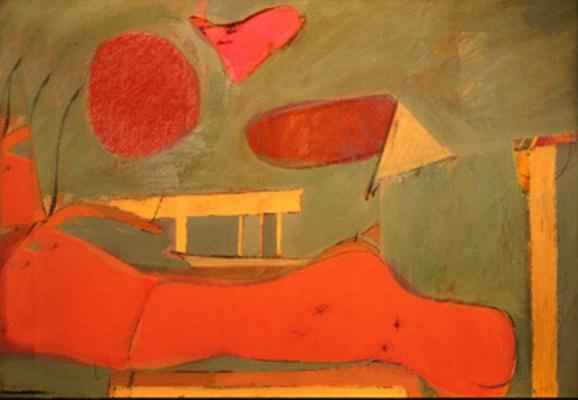 Willem de Kuning. Couch