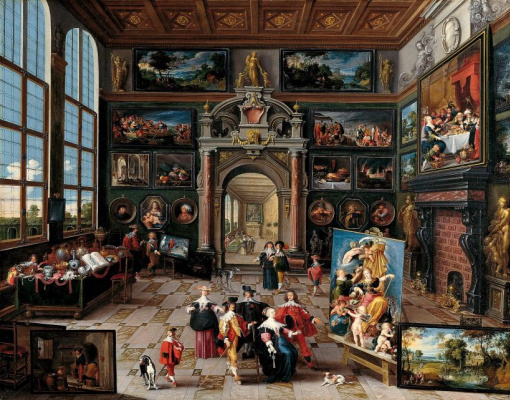 Frans Franken the Younger. Collectors Gallery