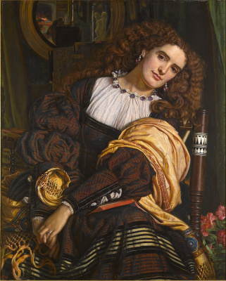 William Holman Hunt. Il Dolce Far Niente