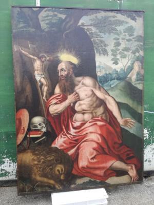 Saint Girolomo