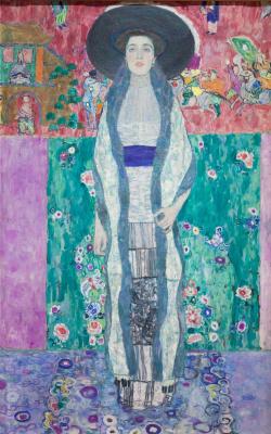 Gustav Klimt. Portrait of Adele Bloch-Bauer II