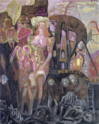 Otto Dix. People