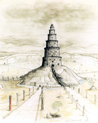 Джон Рональд Руэл Толкиен. Башня