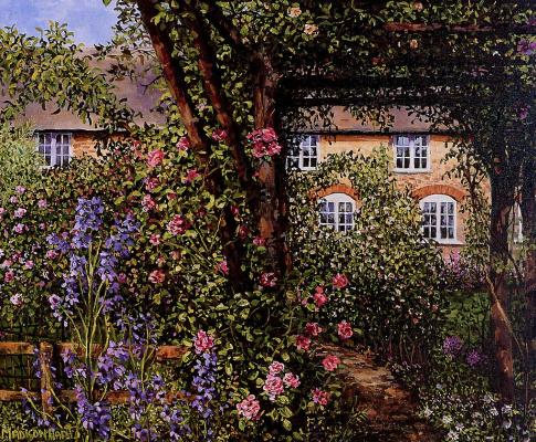 Уютный дворик 8