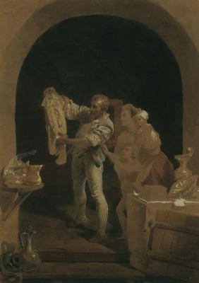 Mikhail Alexandrovich Zichy. Bernard Palissy