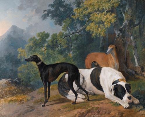 Edwin Henry Landseer. Dog. 1873