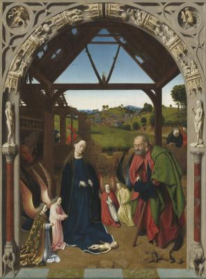 Petrus Christus. Christmas