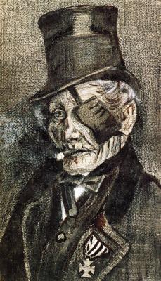 Винсент Ван Гог. Раненый ветеран